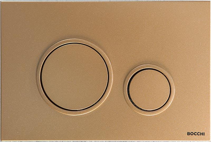 Πλακέτα Circle B200 magre gold