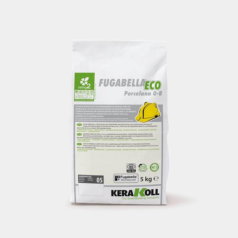 Αρμόστοκος Fugabella® Eco Porcelana 0-8