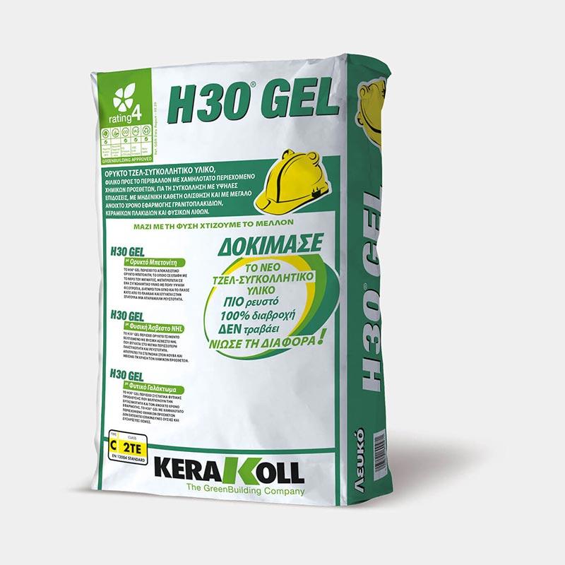 Κόλλα πλακιδίων H30® Gel