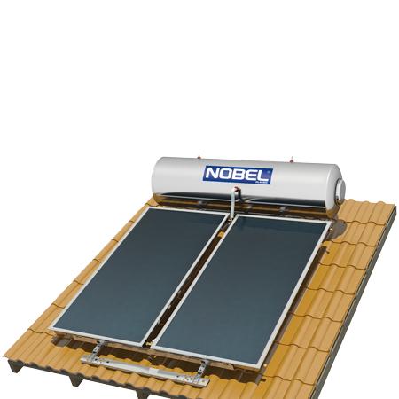 NOBEL Classic Ηλιακός Θερμοσίφωνας