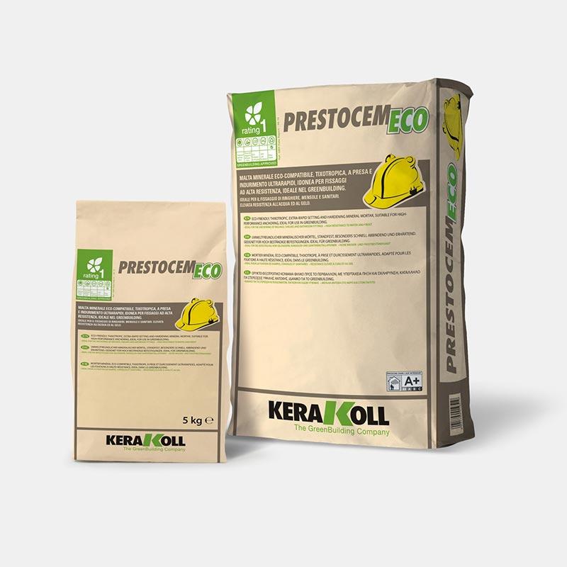 Τσιμέντο ταχείας Prestocem Eco